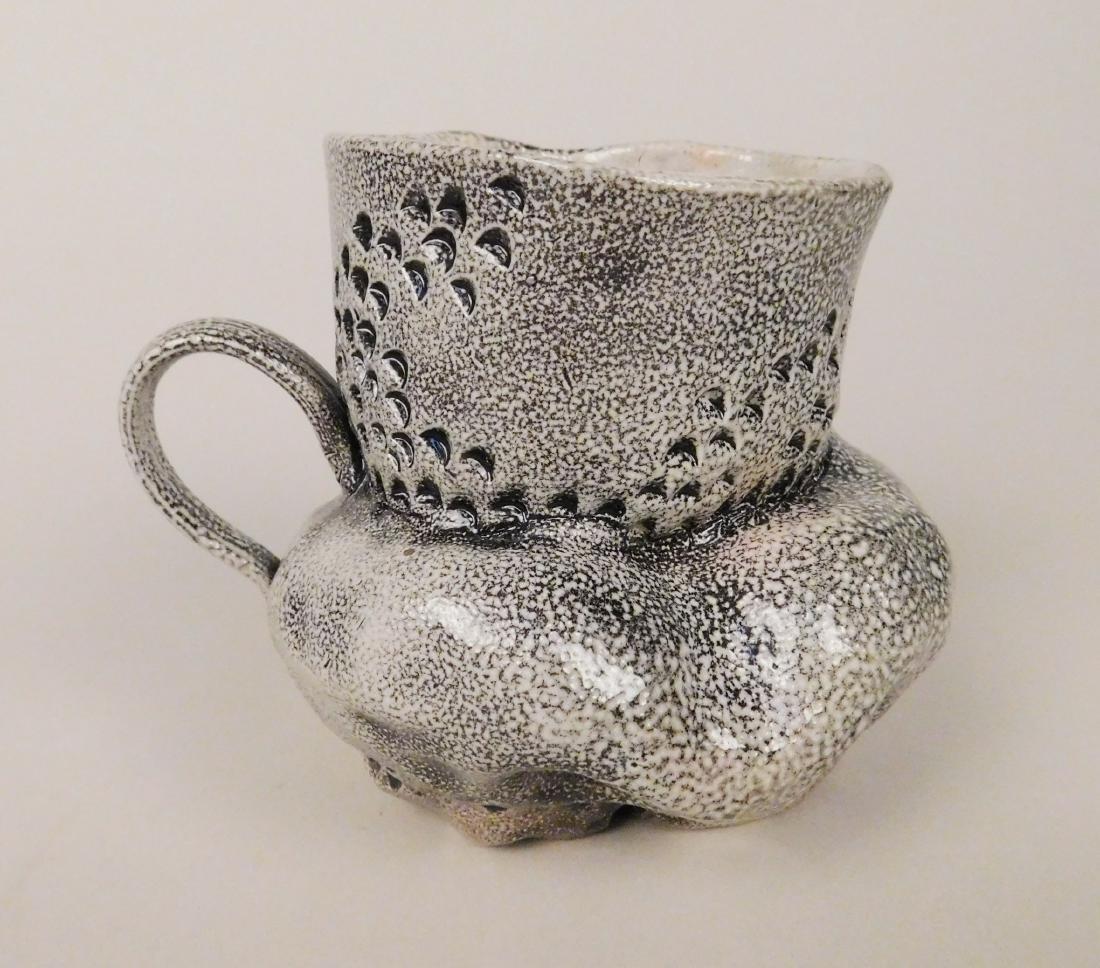Megs LeVesseur handbuilt mug - 2