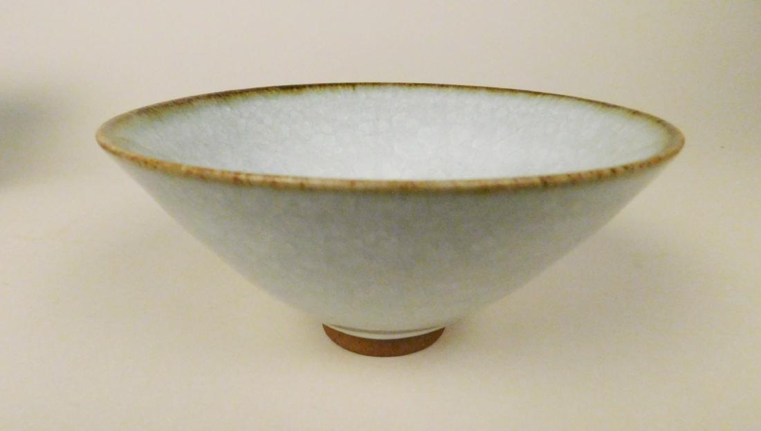 American crackle glaze teabowl - 2