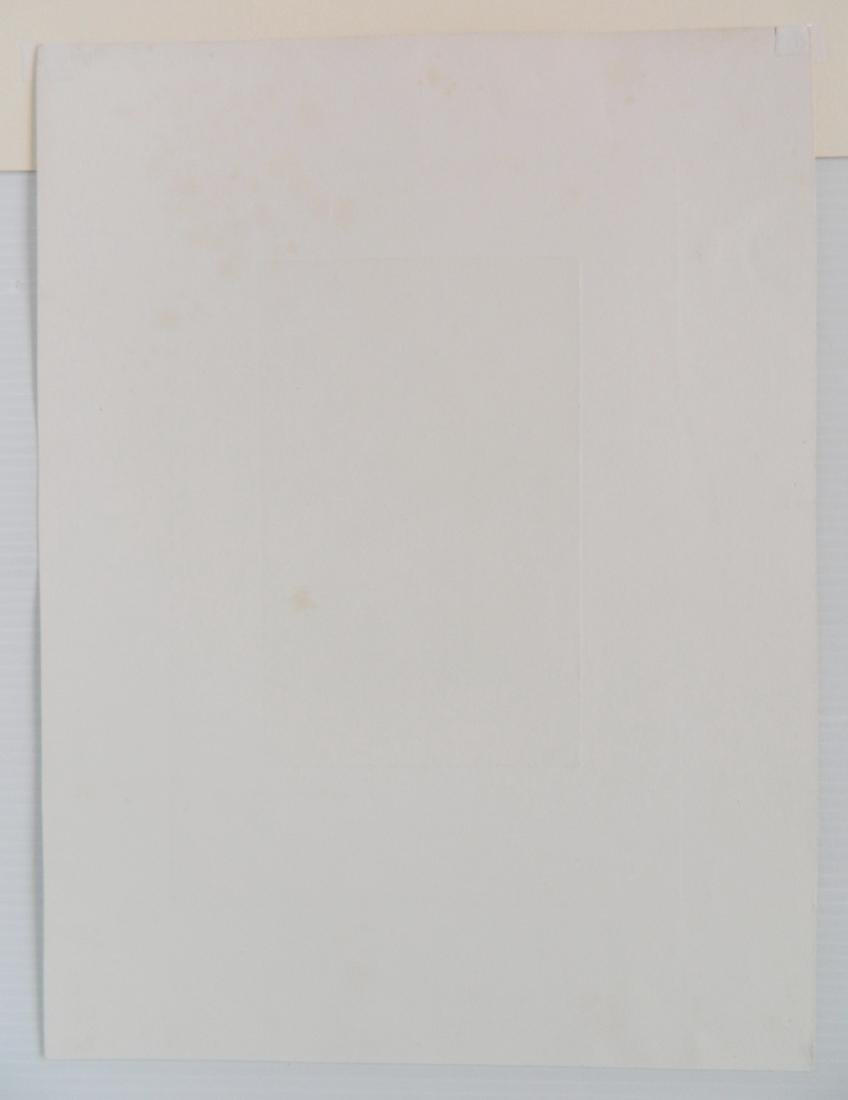 Francis Seymour Haden 2 etchings - 8