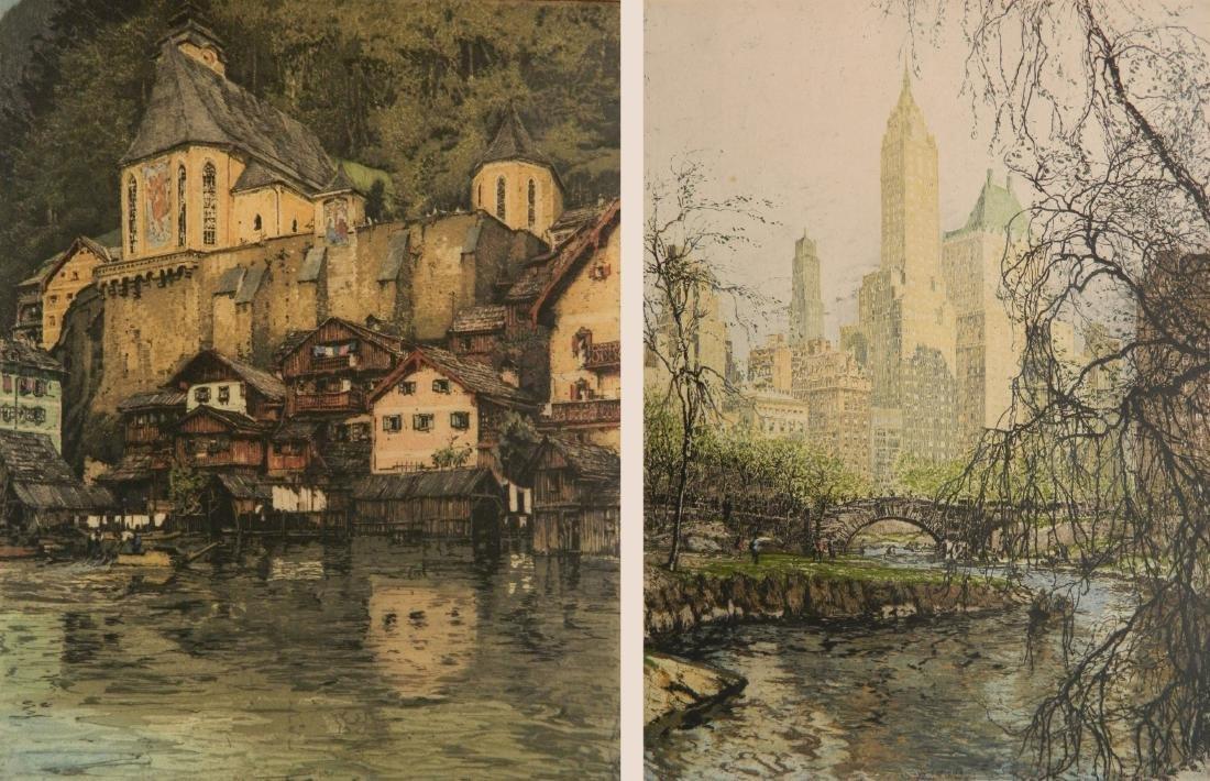 Tanna Kasimir-Hoernes 2 etching and aquatint