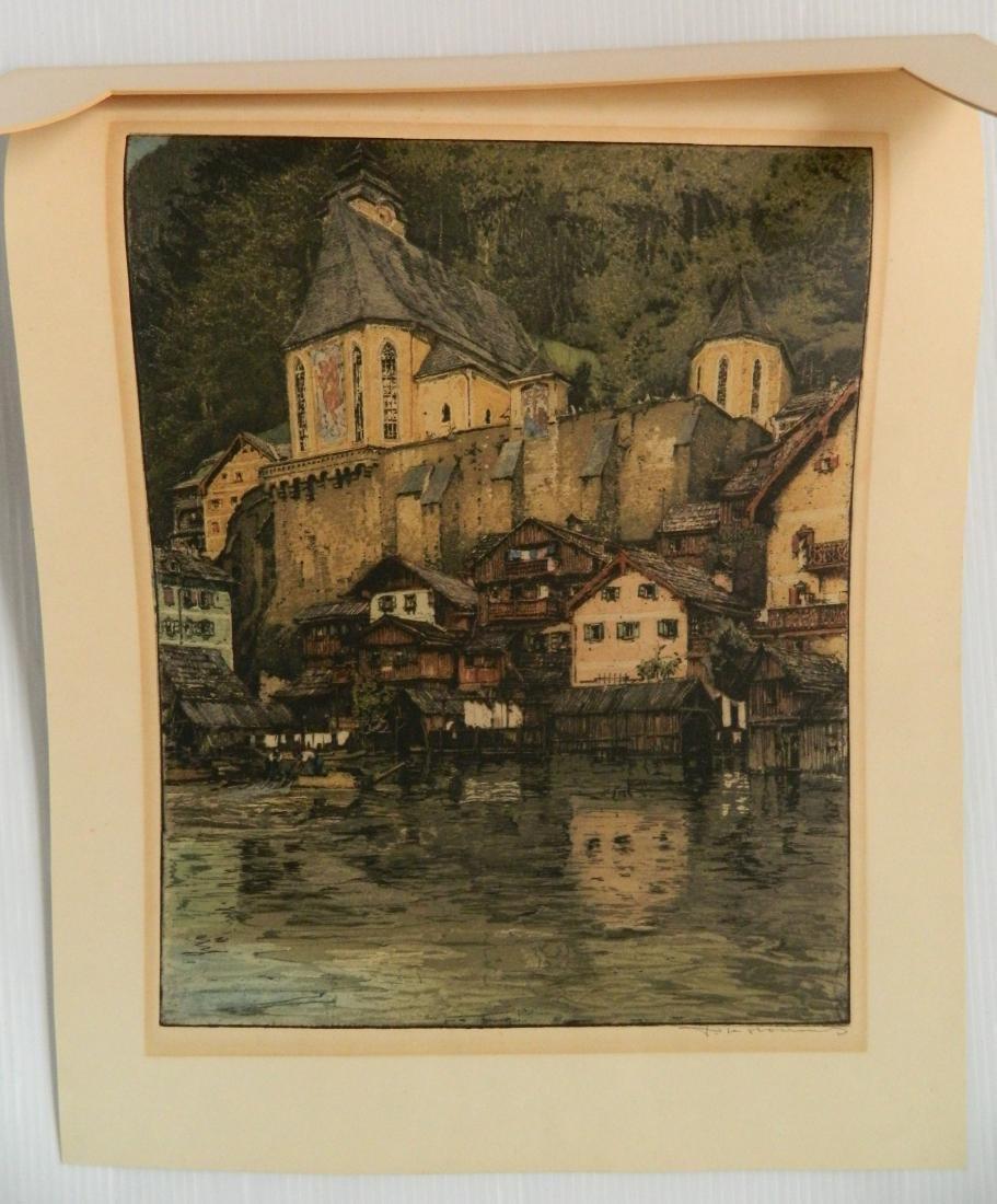 Tanna Kasimir-Hoernes 2 etching and aquatint - 5