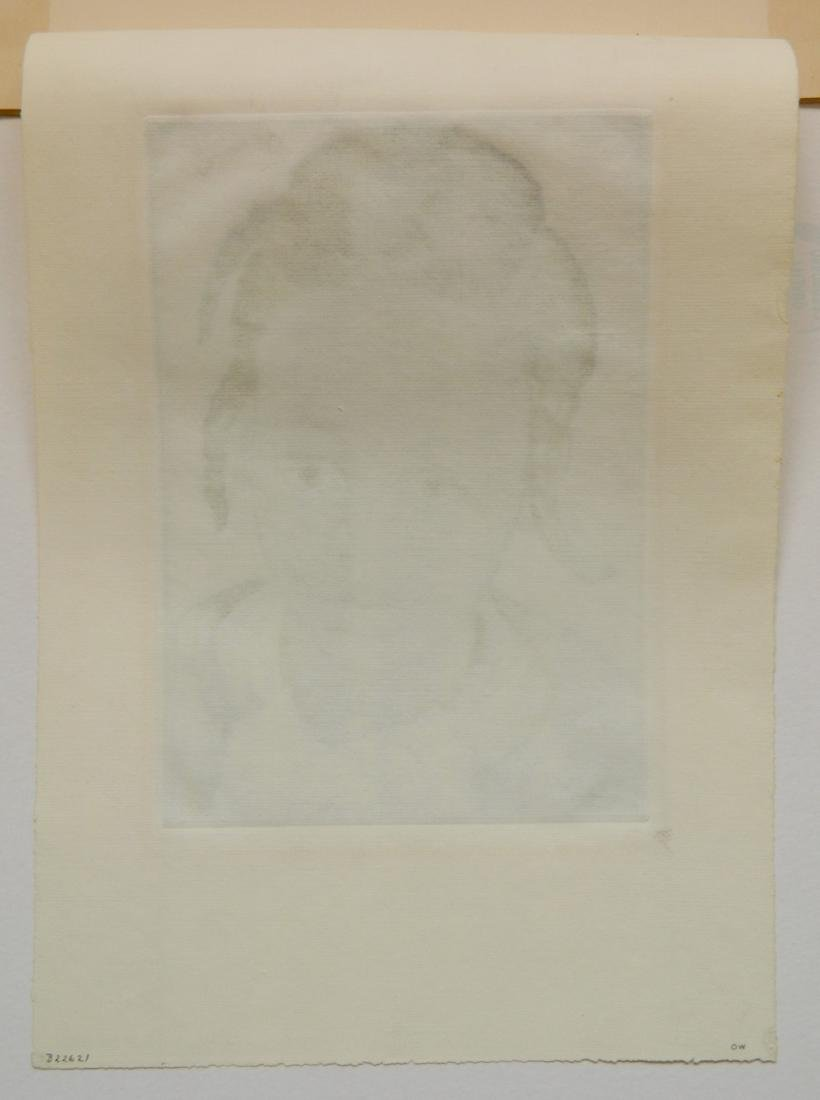 Laura Knight etching and drypoint - 4