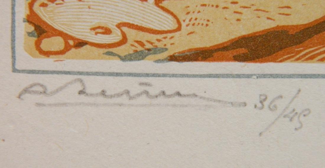 Auguste Lepere wood engraving - 3