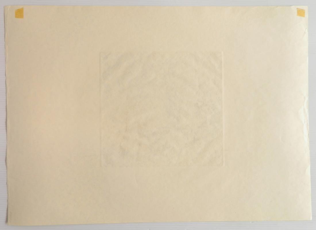 Richard Muller etching - 4