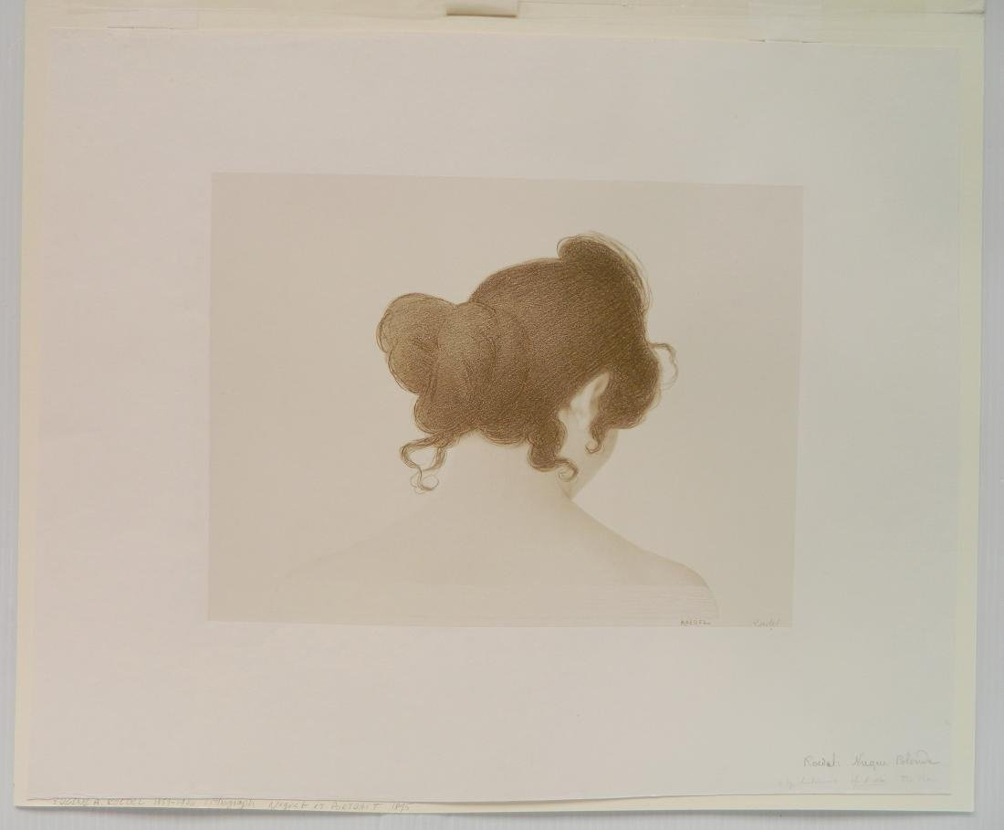 Eugene Auguste Roedel lithograph - 2