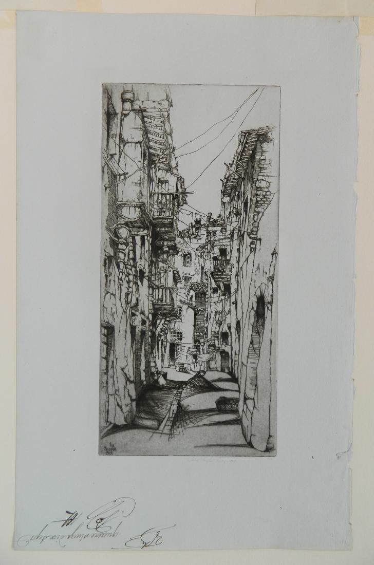 John Taylor Arms etching - 5