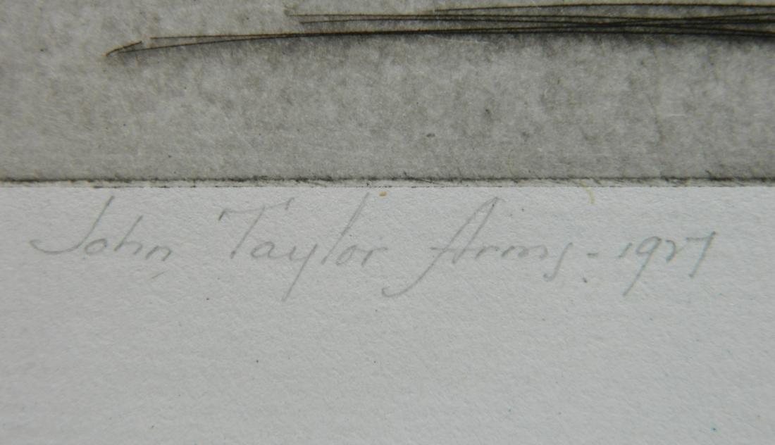 John Taylor Arms etching - 6