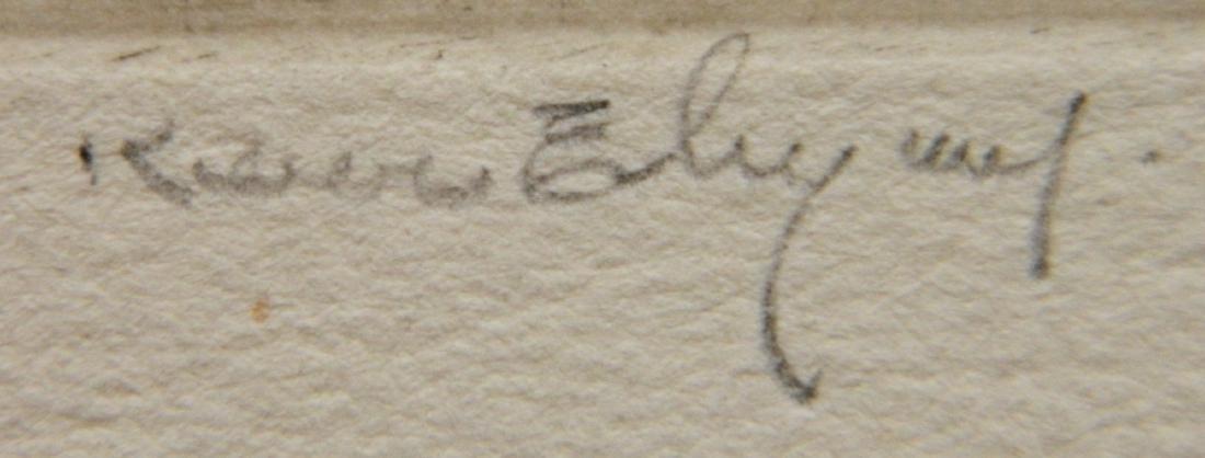 Kerr Eby 3 etchings - 9