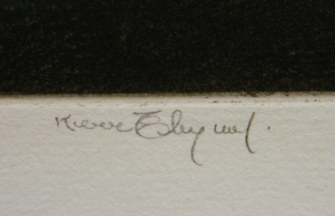 Kerr Eby 3 etchings - 3