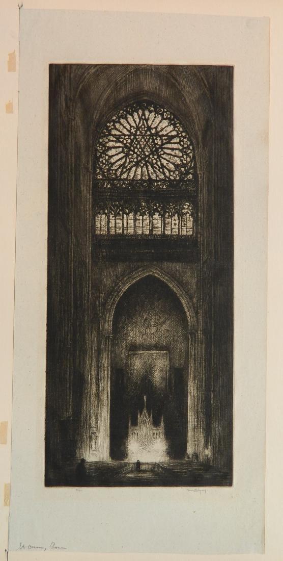 Kerr Eby 3 etchings - 5