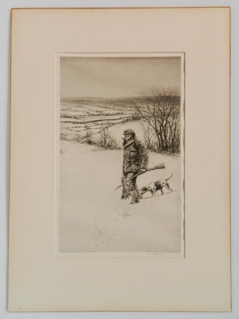 Kerr Eby 3 etchings - 8