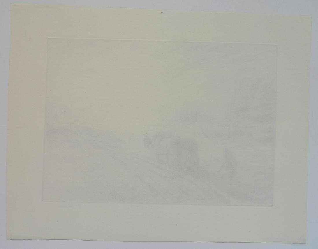 Kerr Eby 4 etchings - 4