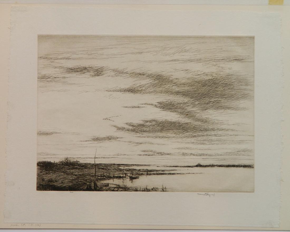 Kerr Eby 4 etchings - 7