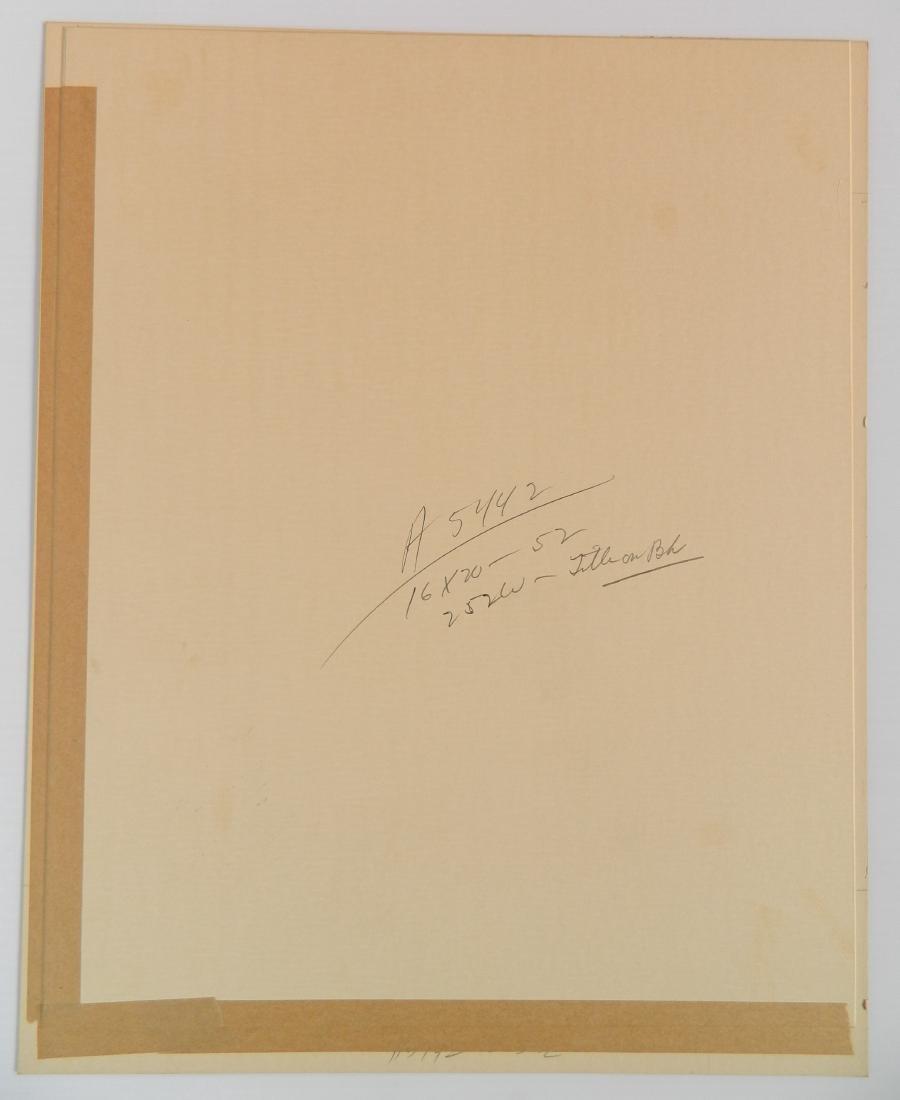 Lyonel Feininger woodcut - 3