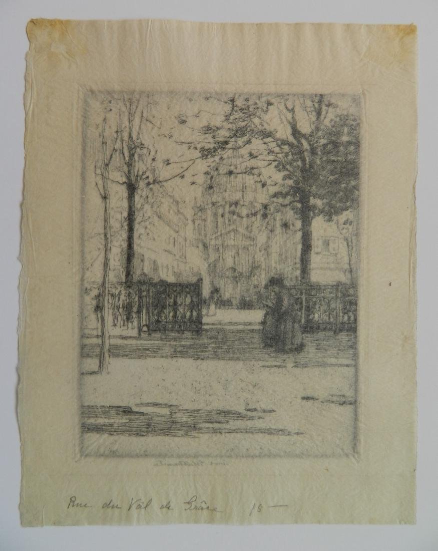 Ann Goldthwaite 3 etchings - 4
