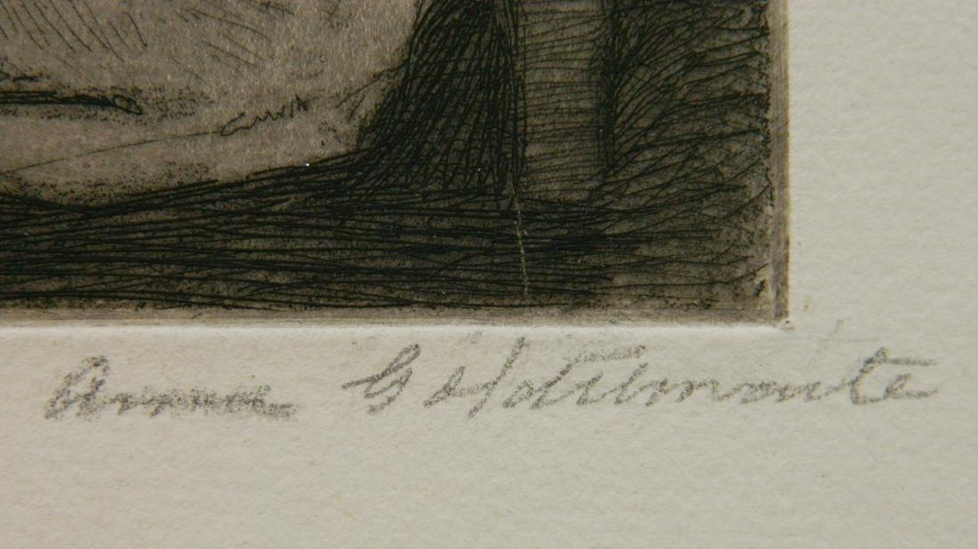 Ann Goldthwaite 3 etchings - 6