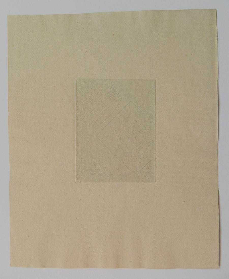 Ann Goldthwaite 3 etchings - 7