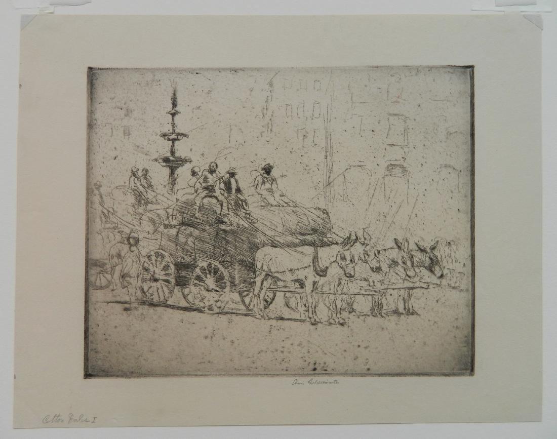 Ann Goldthwaite 3 etchings - 8