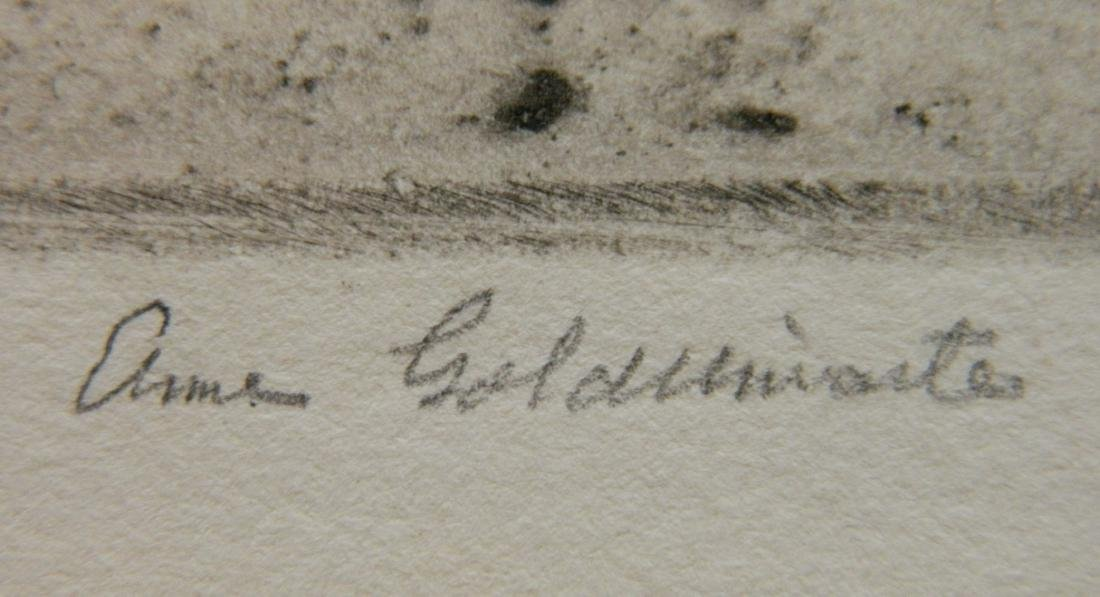 Ann Goldthwaite 3 etchings - 9