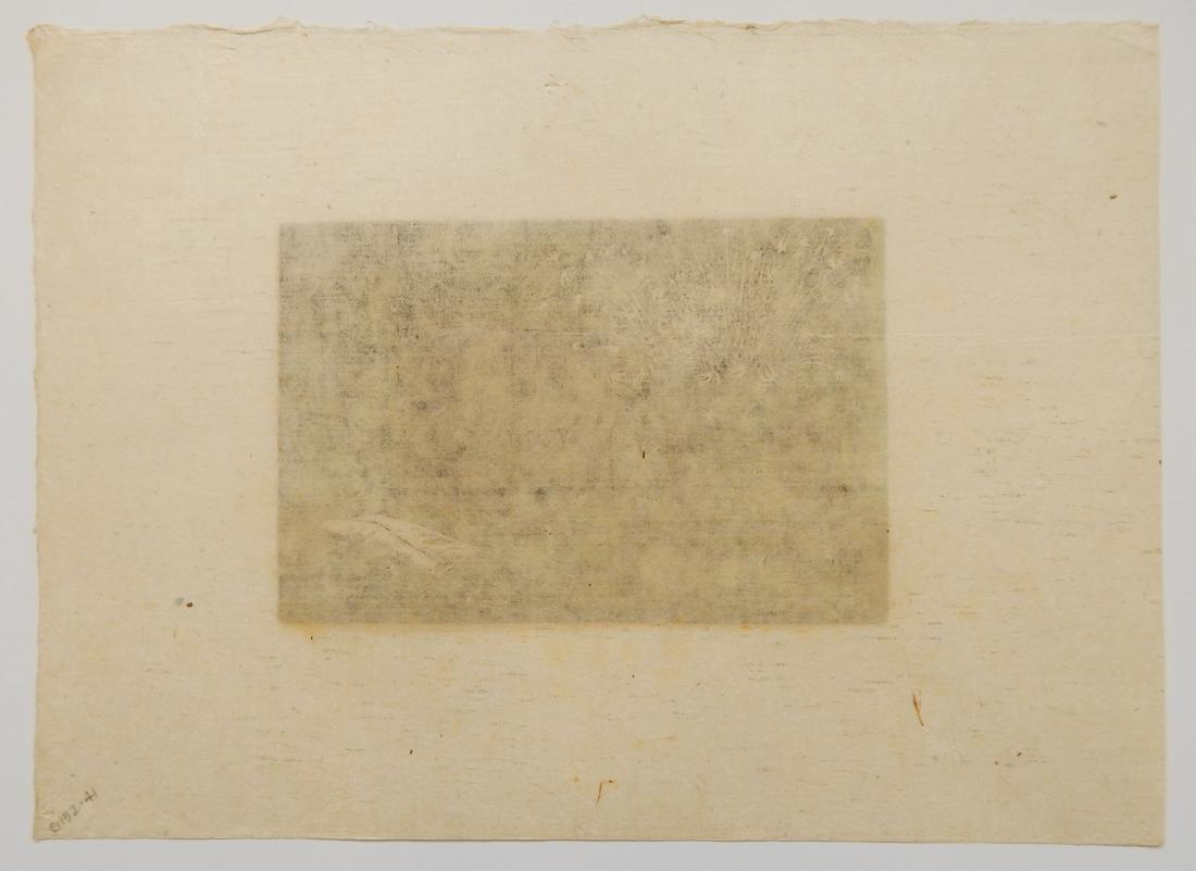 Billy Morrow Jackson woodcut - 4