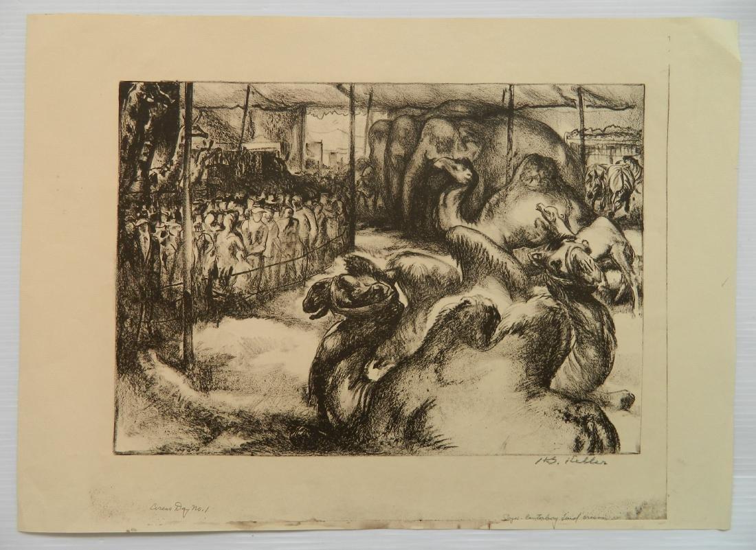 Henry G. Keller 5 prints - 6