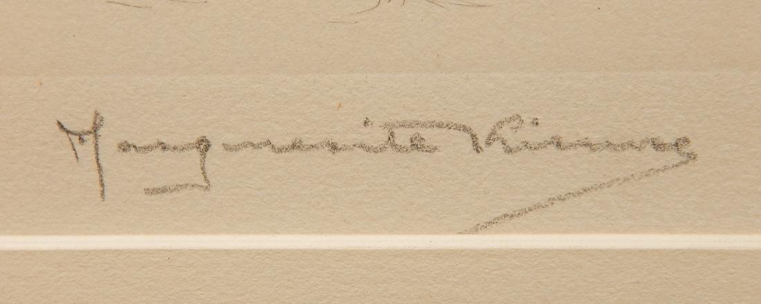Marguerite Kirmse etching - 3