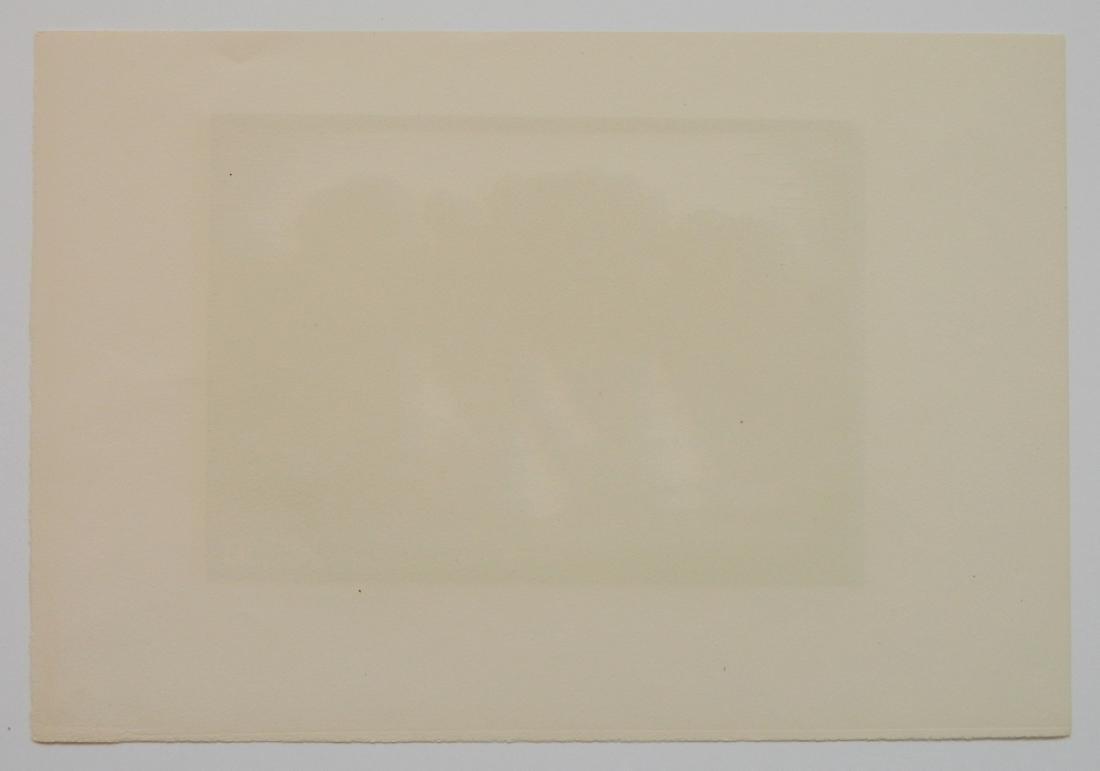 Herschel C. Logan block print - 4