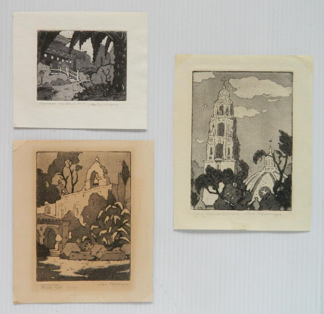 Ivan Messenger 3 aquatints