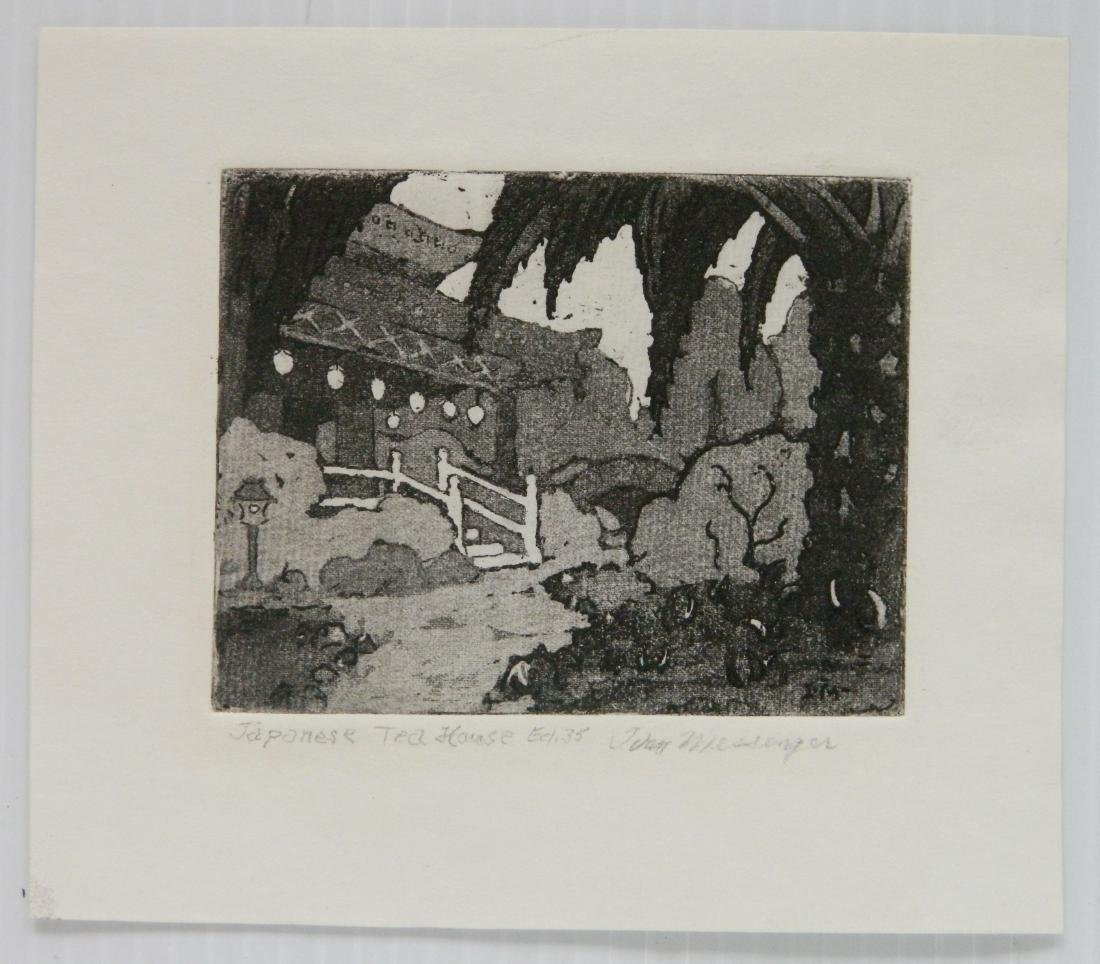 Ivan Messenger 3 aquatints - 4