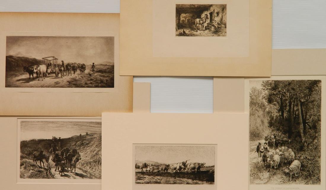 Peter Moran 5 prints