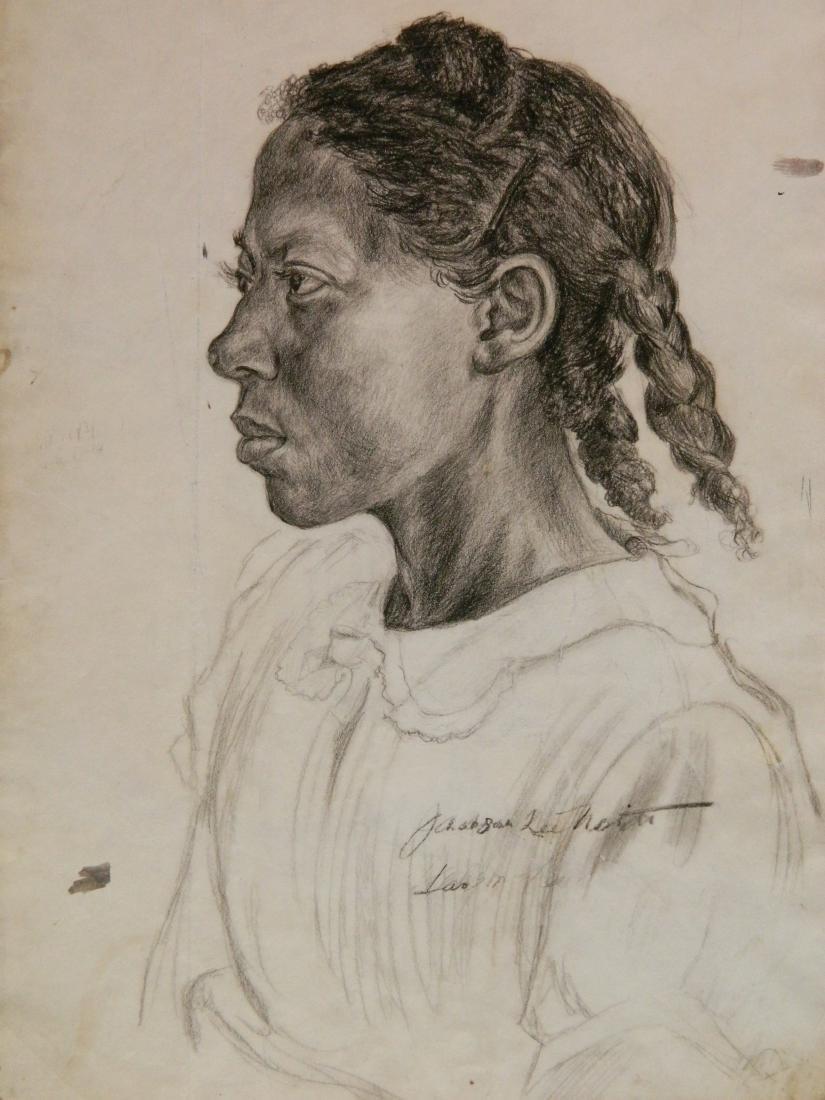 Jackson Lee Nesbitt graphite
