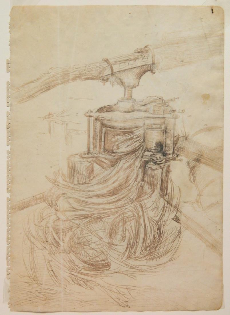 Jackson Lee Nesbitt graphite - 3