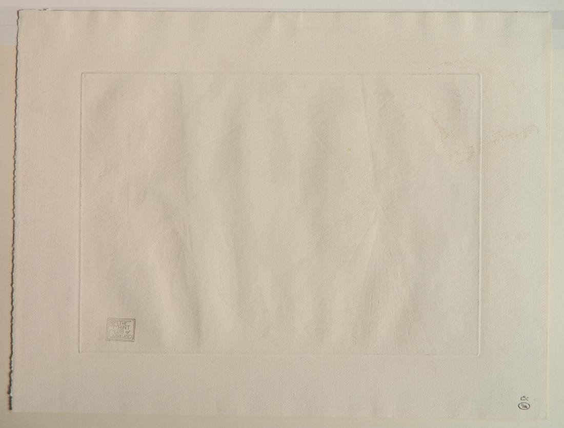 Walter R. Rogalski engraving - 4