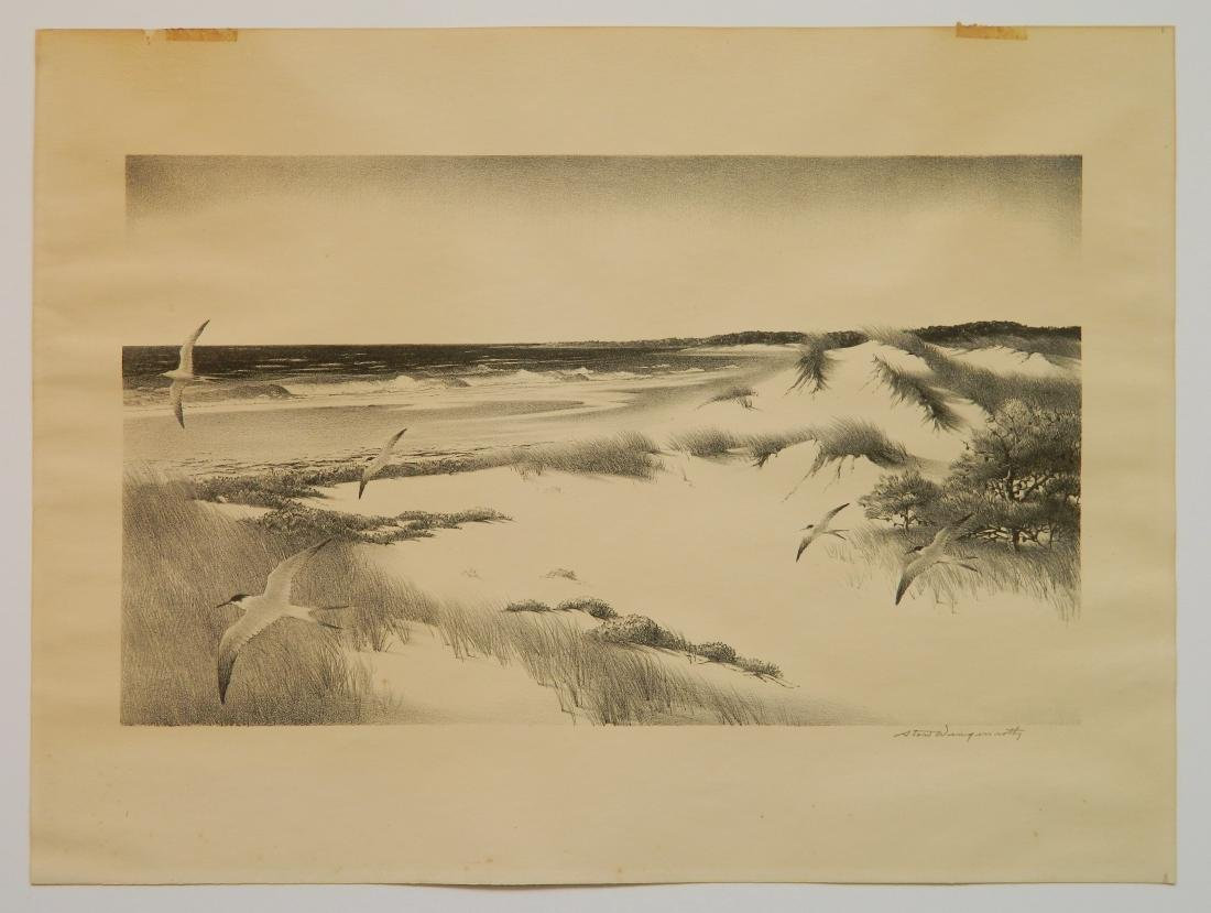 Stow Wengenroth lithograph - 2