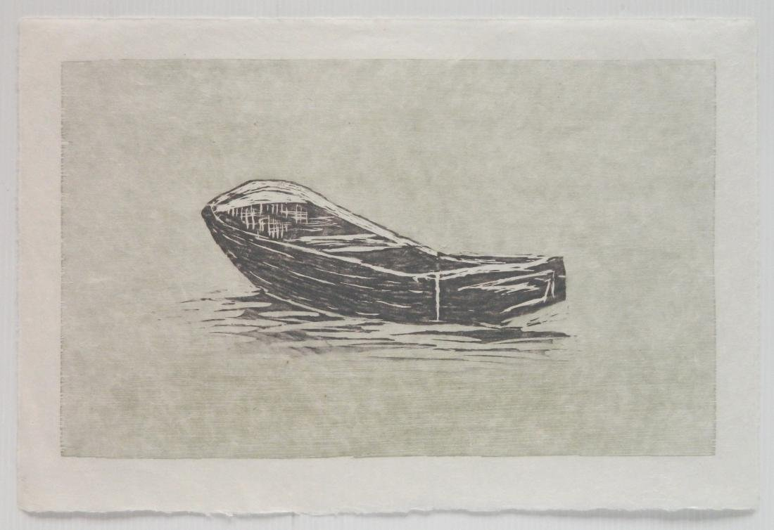 Richard Bosman woodcut - 4