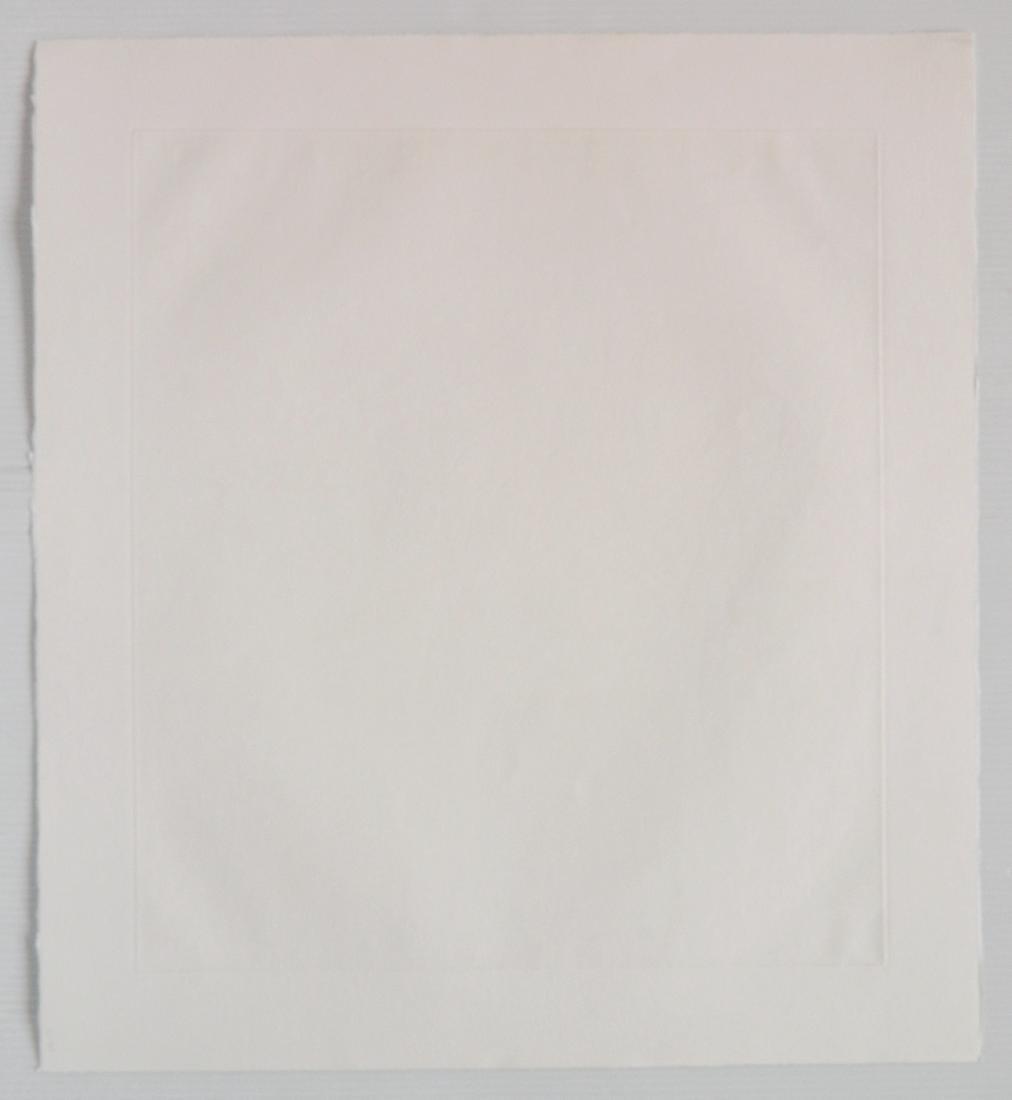 Louisa Chase etching - 4