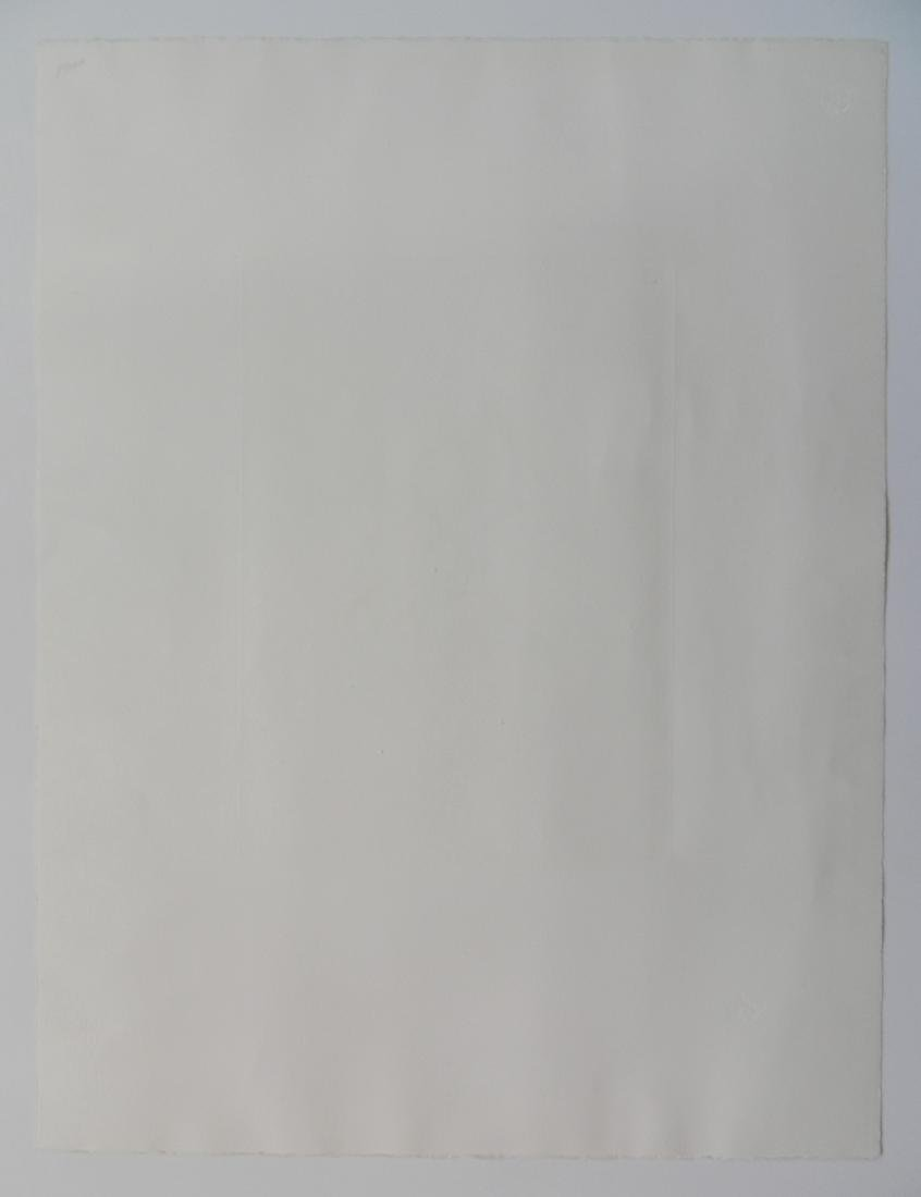 Leonro Fini etching - 4