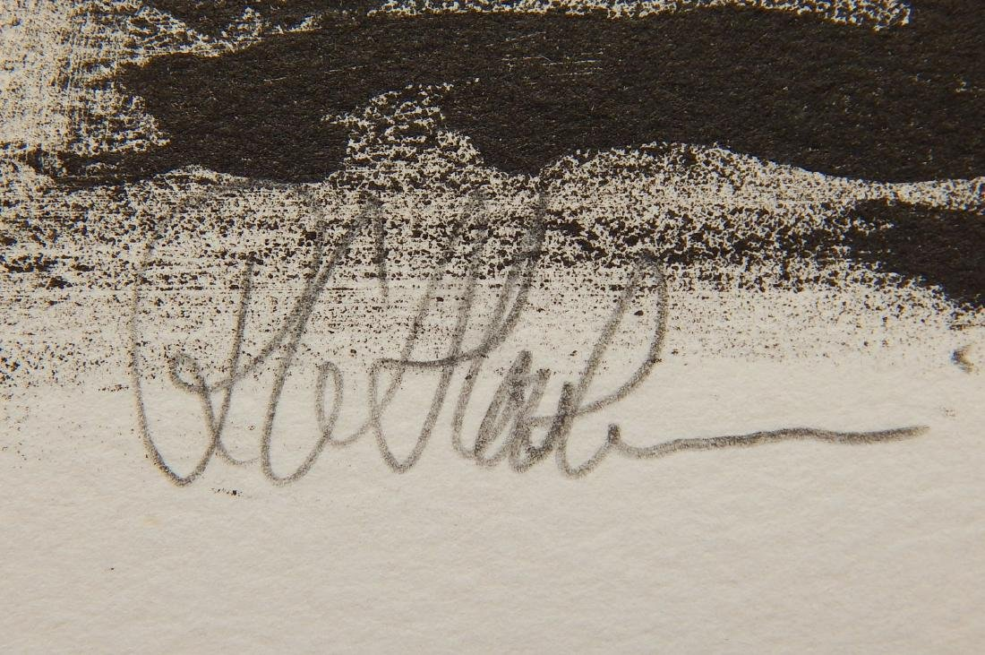 Richard Florsheims lithographs - 3