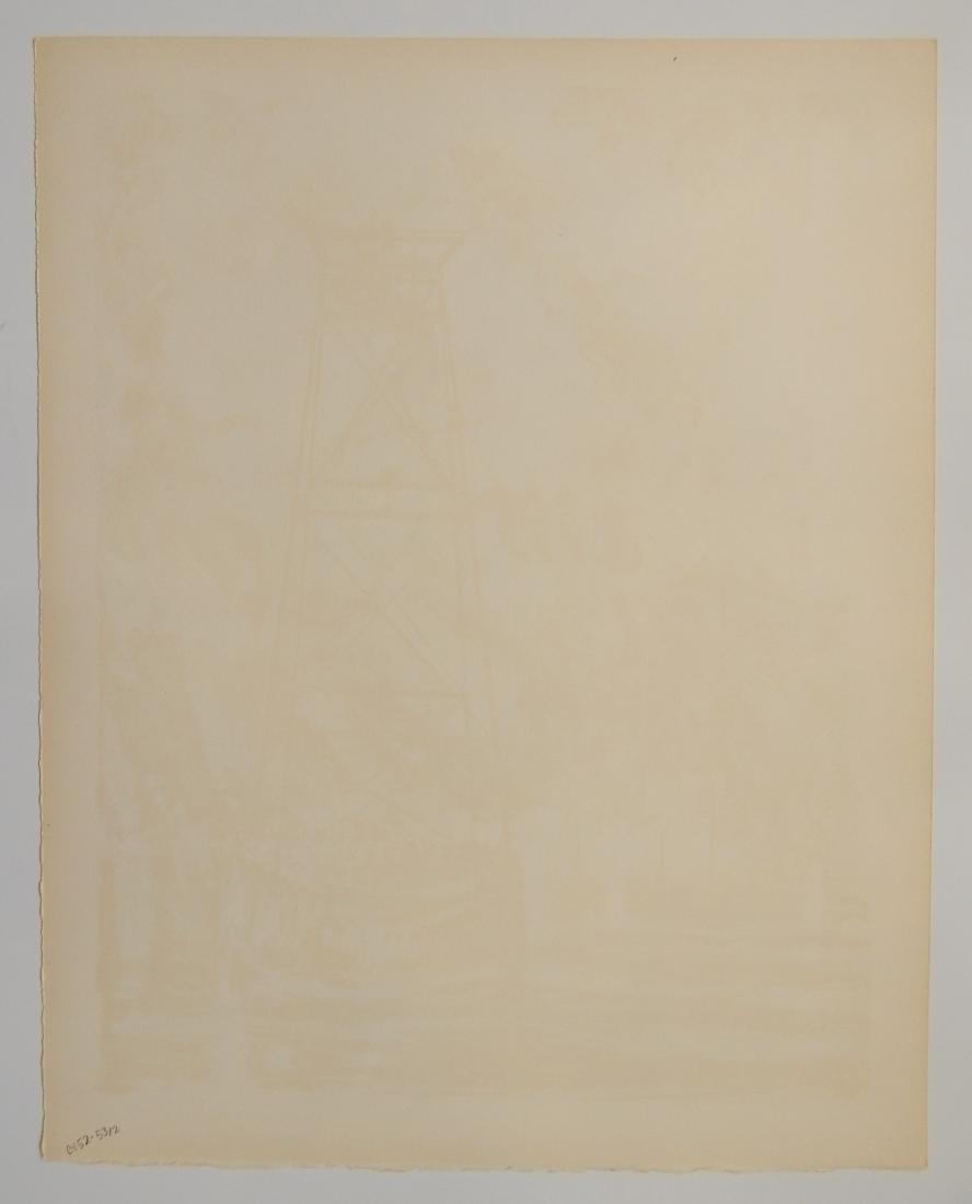 Richard Florsheims lithographs - 4