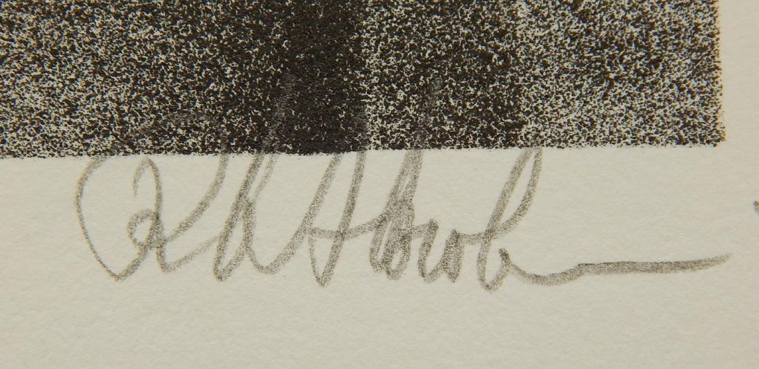 Richard Florsheims lithographs - 6