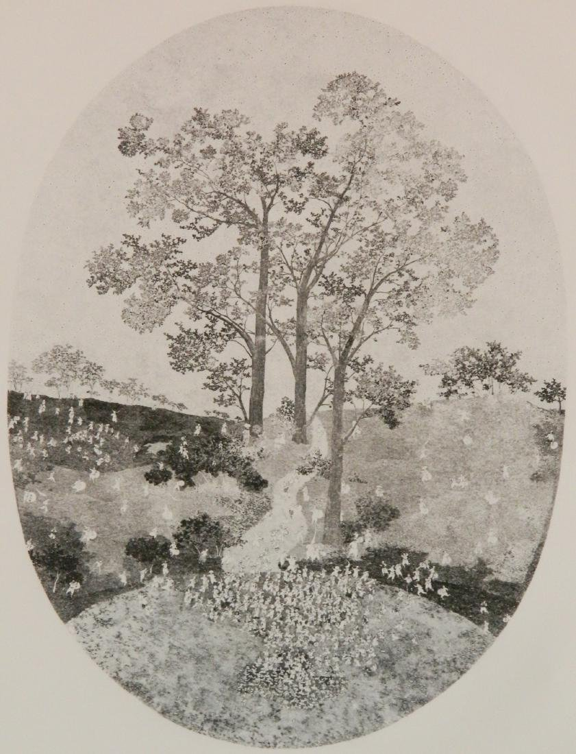 Claude Hermann etching