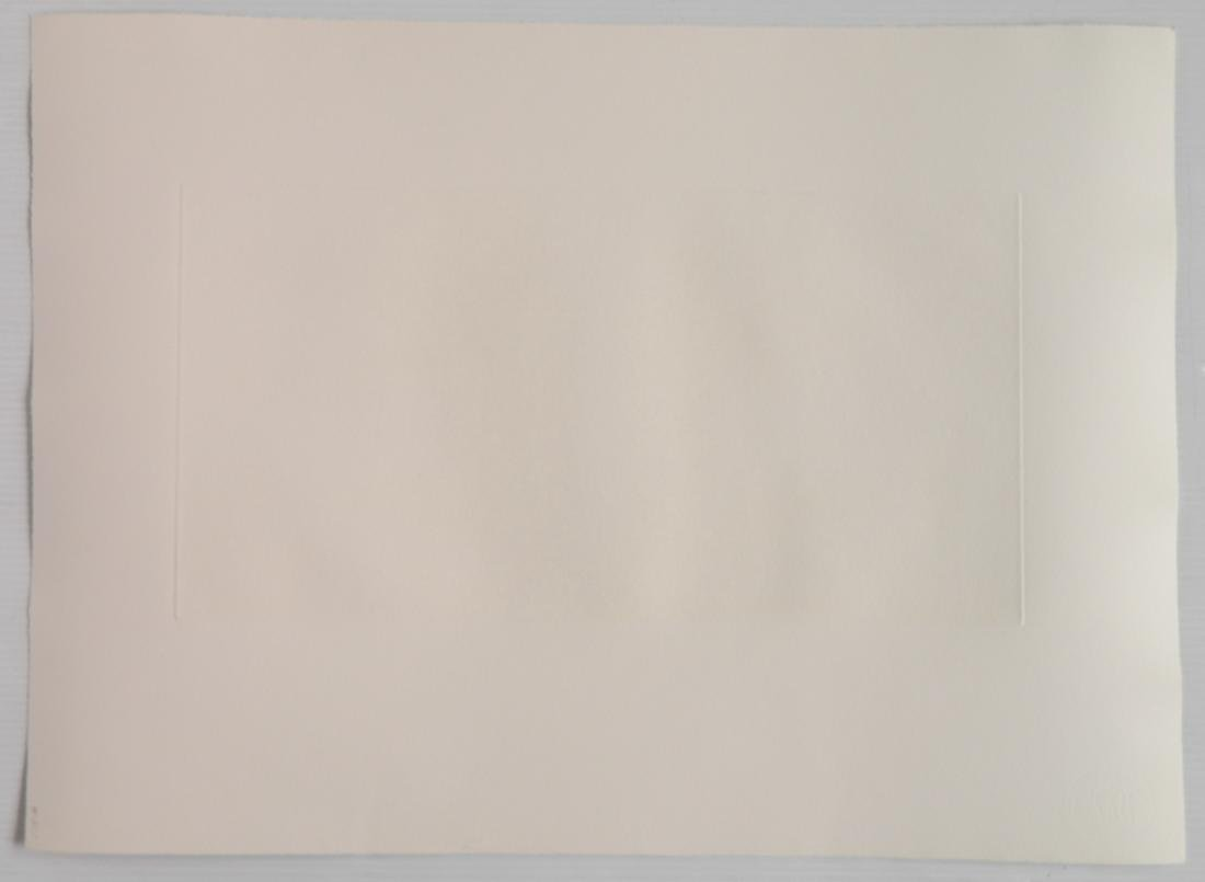 Francois Houtin etching - 4