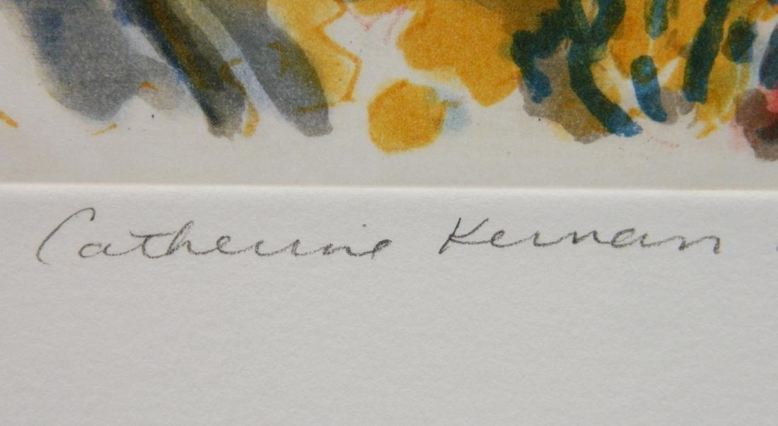 Catherine Kernan etching and aquatint - 3