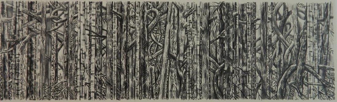 Joseph Normann lithograph