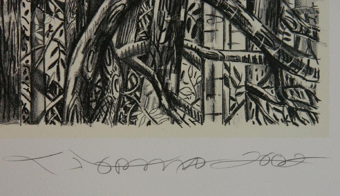 Joseph Normann lithograph - 2