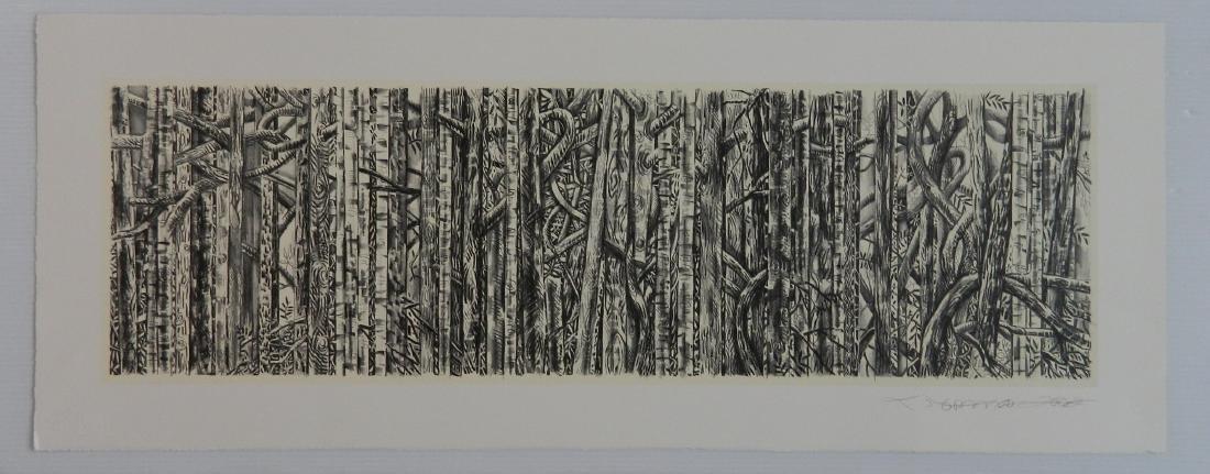 Joseph Normann lithograph - 4
