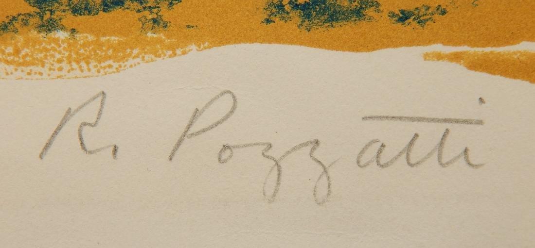 Rudy Pozzatti lithograph - 3