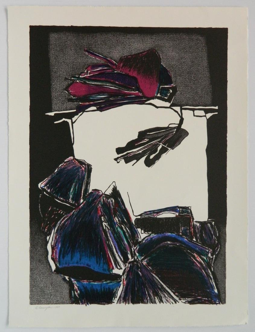 Deborah Remington lithograph - 2