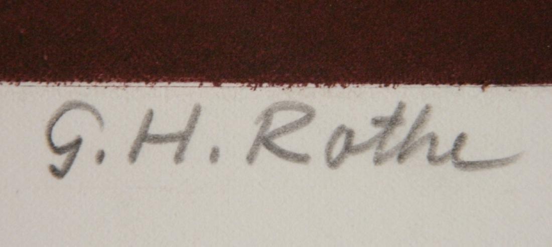 Gatja H. Rothe mezzotint - 3