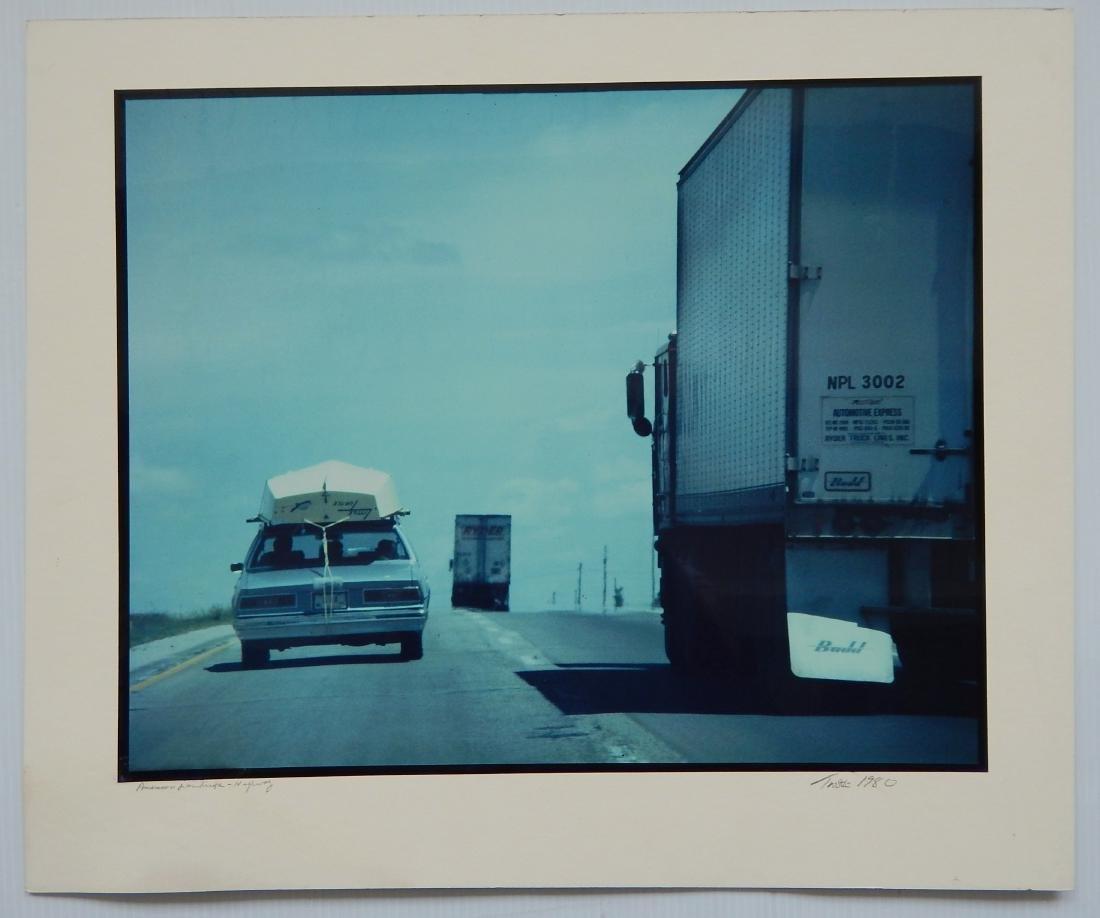 Robert Trostle 9 photographs - 2